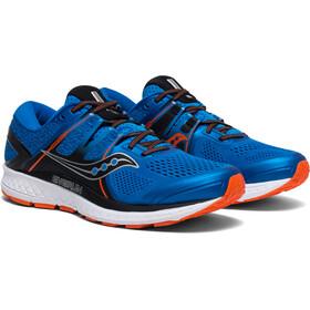 saucony Omni ISO Shoes Men Blue Orange